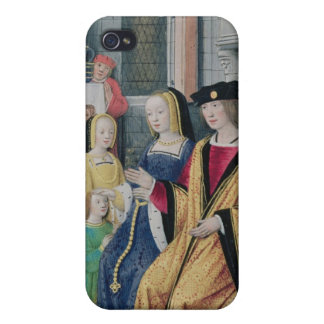 The Four Conditions of Society: Nobility iPhone 4 Cover