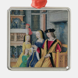 The Four Conditions of Society: Nobility Metal Ornament