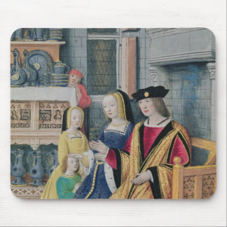 The Four Conditions of Society: Nobility Mouse Pad