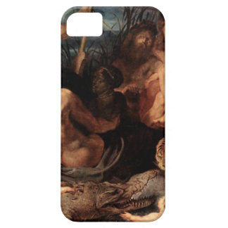 The Four Continents by Peter Paul Rubens iPhone SE/5/5s Case