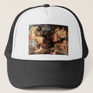 The Four Continents by Peter Paul Rubens Trucker Hat