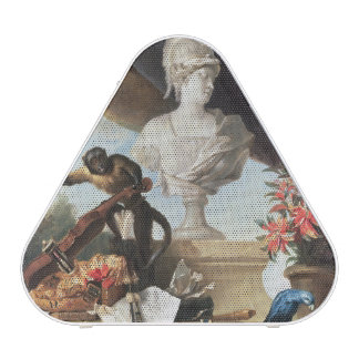 The Four Continents: Europe, 1722 (oil on canvas) Bluetooth Speaker