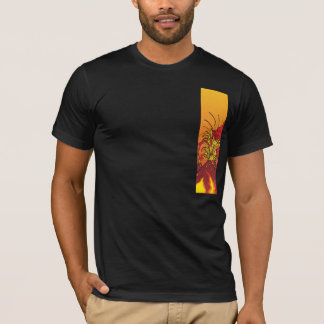The Four Elements #5 - Fire T-Shirt