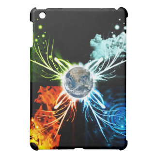 The Four Elements Cover For The iPad Mini