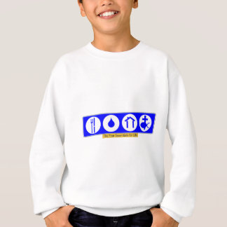 The Four Essentials for Life Sweatshirt
