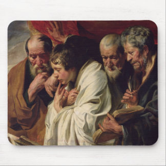 The Four Evangelists Mouse Pad