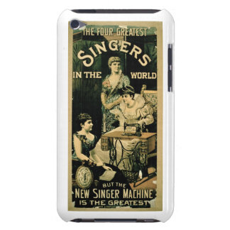 'The Four Greatest Singers in the World, But the N Case-Mate iPod Touch Case