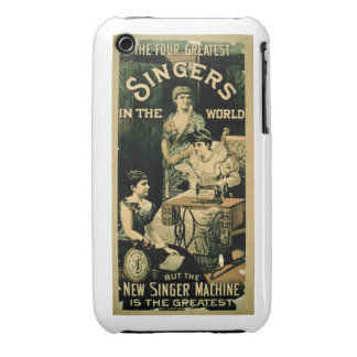 'The Four Greatest Singers in the World, But the N iPhone 3 Case-Mate Cases