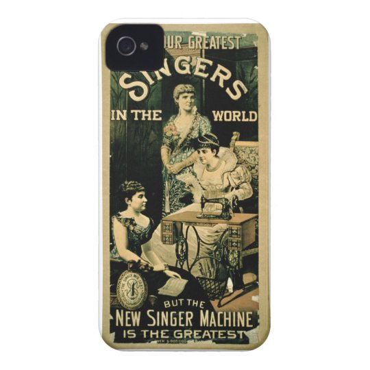 'The Four Greatest Singers in the World, But the N iPhone 4 Case