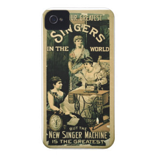 'The Four Greatest Singers in the World, But the N iPhone 4 Covers
