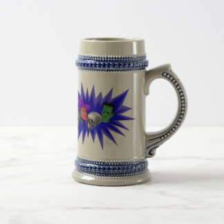 THE FOUR GUYS BEER STEIN