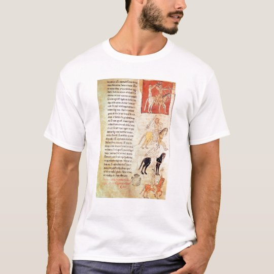 The Four Horsemen of the Apocalypse T-Shirt
