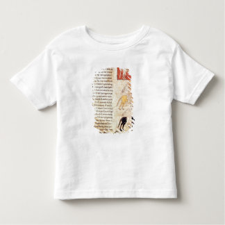 The Four Horsemen of the Apocalypse Toddler T-shirt