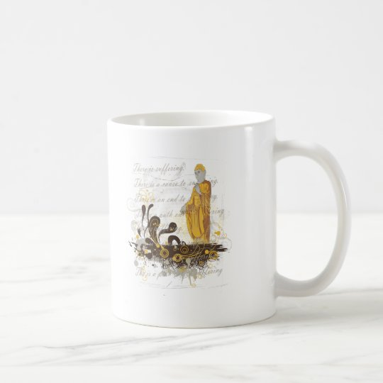 The Four Noble Truths Coffee Mug