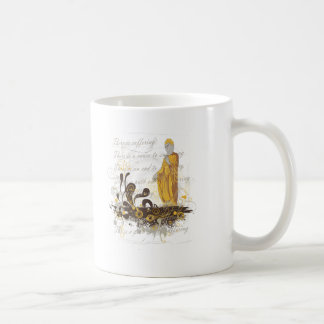 The Four Noble Truths Classic White Coffee Mug