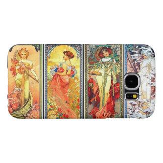The Four Seasons Samsung Galaxy S6 Case