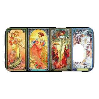 The Four Seasons series 3 by Mucha Samsung Galaxy S7 Case