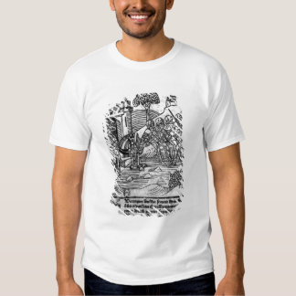The Four Sons of Aymon are chased Tee Shirt