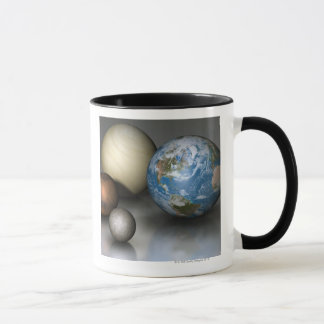 The Four Terrestrial Planets Mug