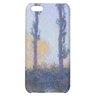 The Four Trees - Claude Monet iPhone 5C Cover