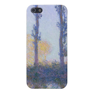 The Four Trees - Claude Monet iPhone 5 Cover