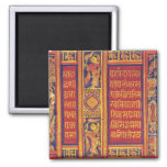 The Fourteen Dreams of Queen Trisala Refrigerator Magnet