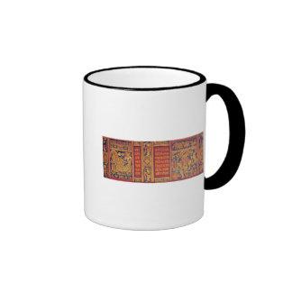 The Fourteen Dreams of Queen Trisala Ringer Mug