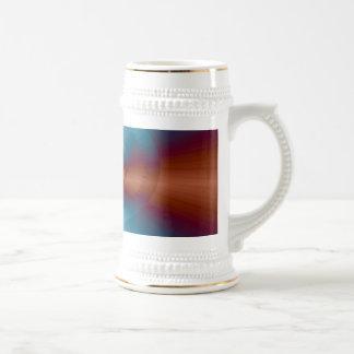 The Fourth Dimension Fractal Coffee Mugs