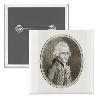 The Fourth Earl of Sandwich Pinback Button
