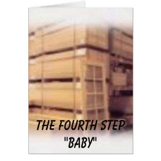 THE FOURTH STEP CARD