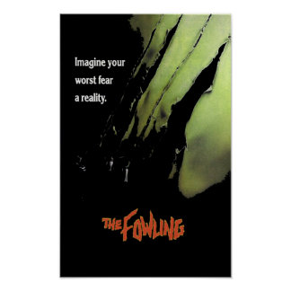 THE FOWLING POSTER