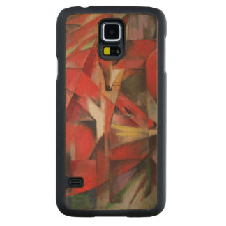 The Fox, 1913 2 Carved® Maple Galaxy S5 Slim Case