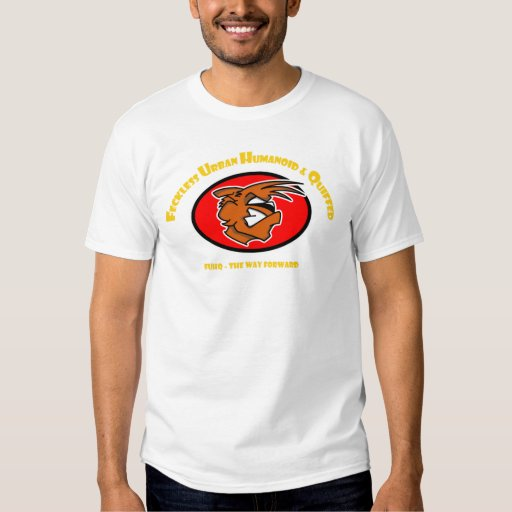 The Fox - Feckless Urban Humanoid & Quiffed Shirt