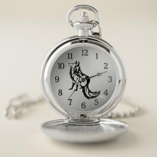 The Fox Pocket Watch