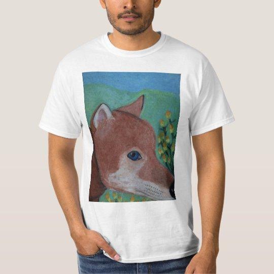 The Fox Shirt by Julia Hanna