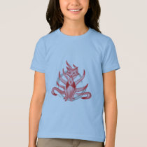 The fox with nine tails T-Shirt