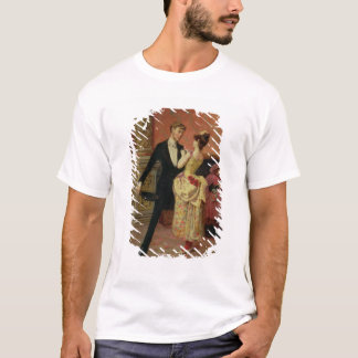 The Foyer of the Lyceum Theatre (oil on canvas) T-Shirt