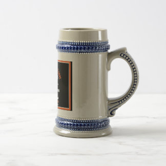 THE FRAC PACK BEER STEIN