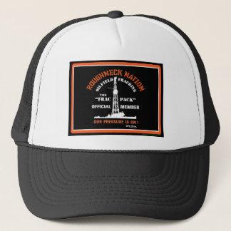 THE FRAC PACK TRUCKER HAT