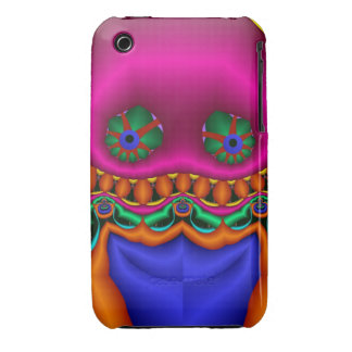 The Fractal Guy, cool cute iPhone 3G/3GS Case iPhone 3 Case
