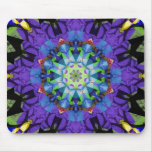 The Fractal kaleidoscope Mouse Pad