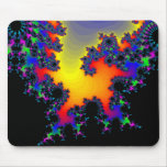 The Fractal's Edge: Mouse Pad