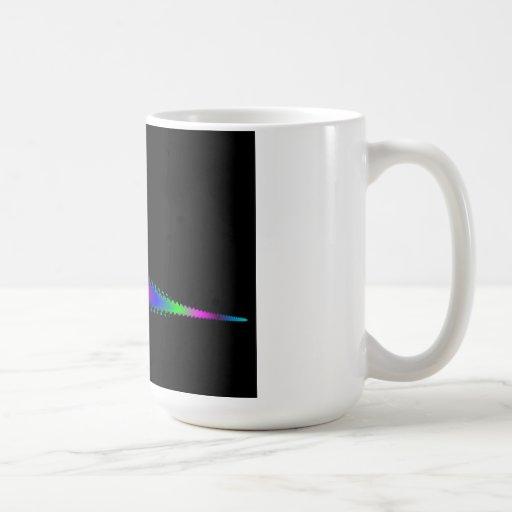 The Fractal's Edge: Mug