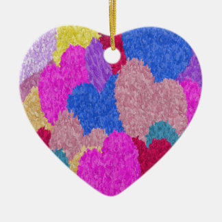 The Fragmented Hearts Ornament
