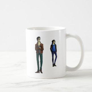 THE FRAIL COFFEE MUG