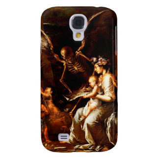The Frailty of Human Life Samsung Galaxy S4 Cover