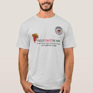 The Francisco Cinco De Mayo 2 Grey Shirt 842