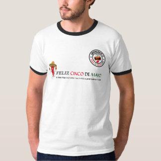 The Francisco Cinco De Mayo 4 White Shirt 9152