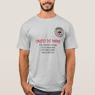 The Francisco Cinco De Mayo Grey Colored Shirt 52