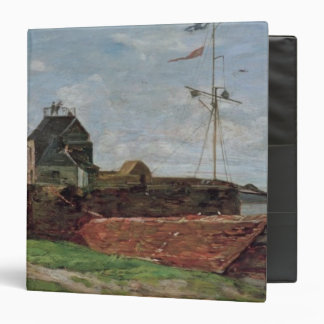 The Francois Ier Tower at le Havre, 1852 Binder